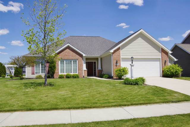 296 Vin Santo Run, Fort Wayne, IN 46845 (MLS #202117432) :: Hoosier Heartland Team | RE/MAX Crossroads