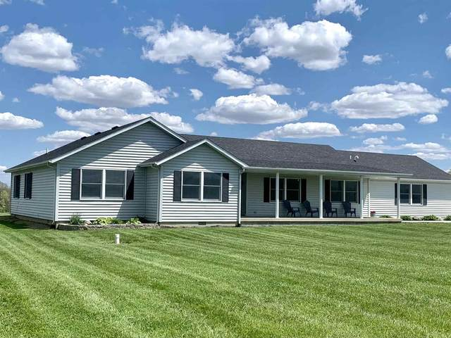 17710 N Cr 425 E, Eaton, IN 47338 (MLS #202117451) :: The ORR Home Selling Team