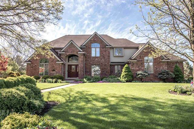 3716 Chancellor Way, West Lafayette, IN 47906 (MLS #202117486) :: RE/MAX Legacy