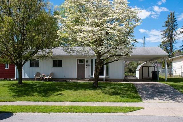 1357 Catherwood Drive, South Bend, IN 46614 (MLS #202117541) :: Hoosier Heartland Team | RE/MAX Crossroads