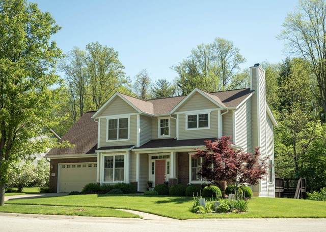 4723 E Donington Drive, Bloomington, IN 47401 (MLS #202117542) :: The ORR Home Selling Team