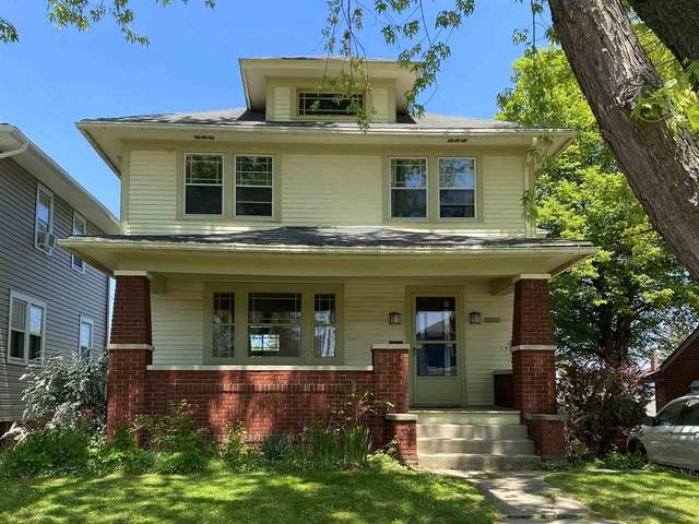 1616 Spring Street, Fort Wayne, IN 46808 (MLS #202117611) :: TEAM Tamara