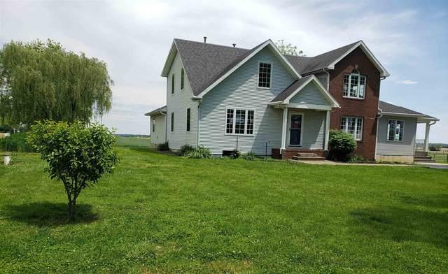 5701 E Blackford Road, Mount Vernon, IN 47620 (MLS #202117624) :: The ORR Home Selling Team