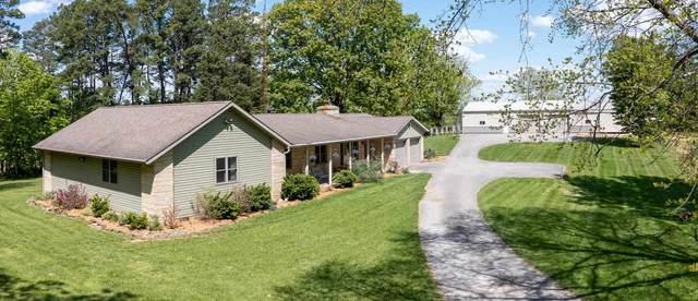 10747 W Us Highway 50 West, Bedford, IN 47421 (MLS #202117627) :: The ORR Home Selling Team