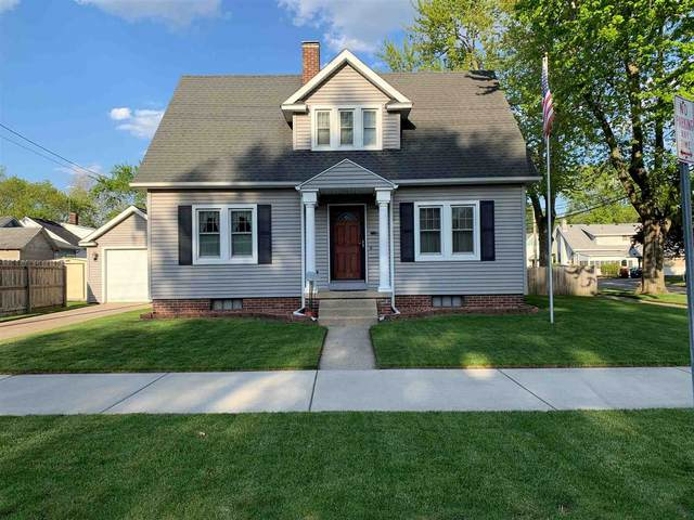 1210 S Jackson Street, Auburn, IN 46706 (MLS #202117629) :: The ORR Home Selling Team
