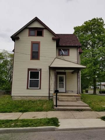 1293 Middle Street, Wabash, IN 46992 (MLS #202117634) :: The ORR Home Selling Team