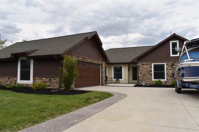 1508 Canterbury Drive, Decatur, IN 46733 (MLS #202117639) :: The ORR Home Selling Team