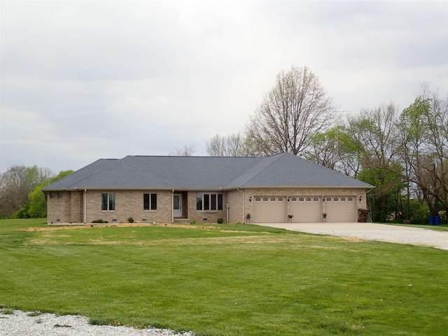 255 N 400 W, Marion, IN 46953 (MLS #202117644) :: The ORR Home Selling Team