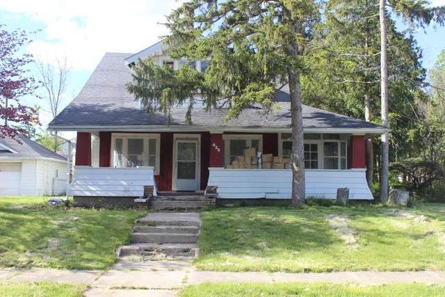 420 E Harris Street, Eaton, IN 47338 (MLS #202117733) :: The ORR Home Selling Team