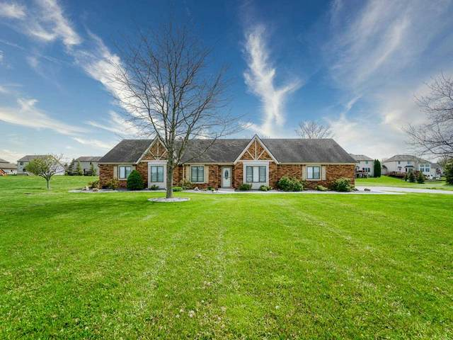 1305 Carrol Road, Fort Wayne, IN 46845 (MLS #202117819) :: TEAM Tamara