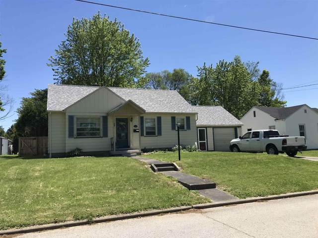 1610 N 16th Street, Lawrenceville, IL 62439 (MLS #202117870) :: Aimee Ness Realty Group