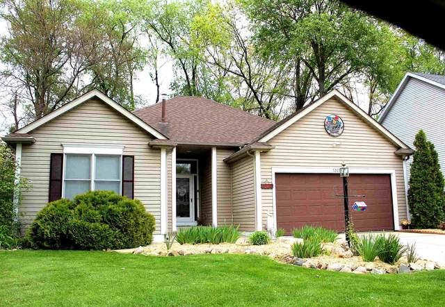52652 Westgate Drive, South Bend, IN 46635 (MLS #202118164) :: Anthony REALTORS