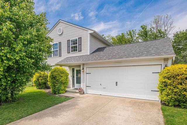 423 S Bay Hill Court, Bloomington, IN 47403 (MLS #202118168) :: Parker Team