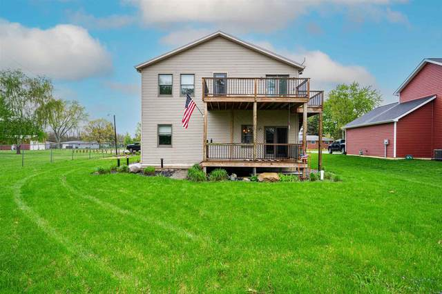 9159 E Doswell Boulevard, Cromwell, IN 46732 (MLS #202118217) :: Parker Team