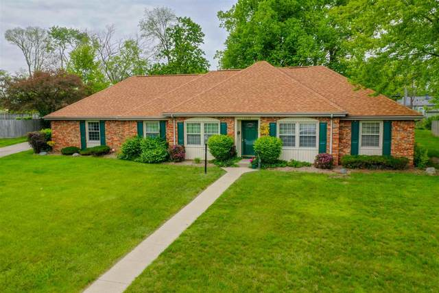 1110 W Windsor Drive, Marion, IN 46952 (MLS #202118279) :: The Carole King Team