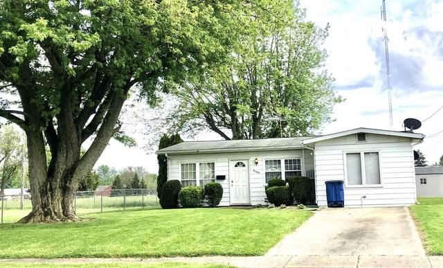2109 W Spencer Avenue, Marion, IN 46952 (MLS #202118429) :: The Romanski Group - Keller Williams Realty