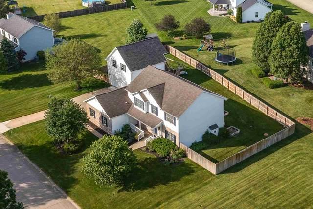 2323 W Flowering Crab Drive, Lafayette, IN 47905 (MLS #202118708) :: The Romanski Group - Keller Williams Realty