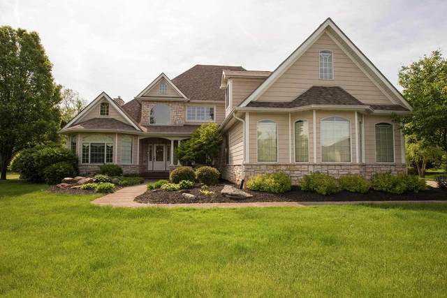 815 Wexford Drive, Lafayette, IN 47905 (MLS #202118729) :: RE/MAX Legacy