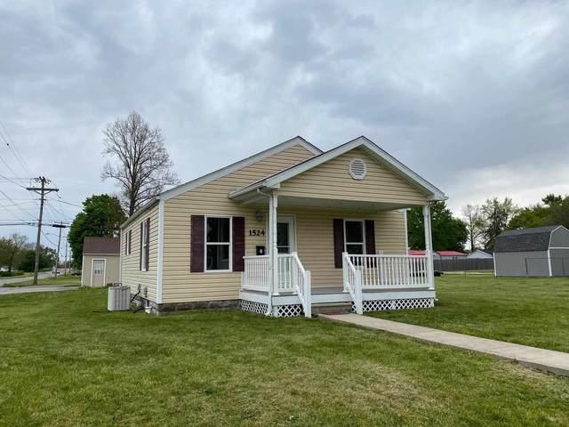 1524 W 9th Street, Marion, IN 46953 (MLS #202118891) :: The Romanski Group - Keller Williams Realty