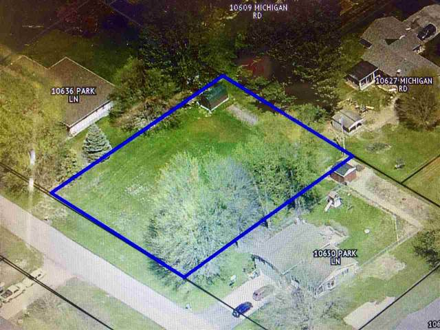 TBD Park Lane, Plymouth, IN 46563 (MLS #202118910) :: RE/MAX Legacy