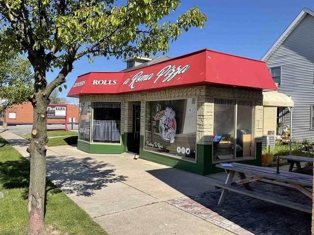 1123 E State Boulevard, Fort Wayne, IN 46805 (MLS #202118929) :: Parker Team