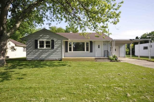 303 E Church Street, Farmland, IN 47340 (MLS #202118940) :: The ORR Home Selling Team
