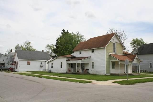 657 Gentry St., Frankfort, IN 46041 (MLS #202118945) :: The Romanski Group - Keller Williams Realty