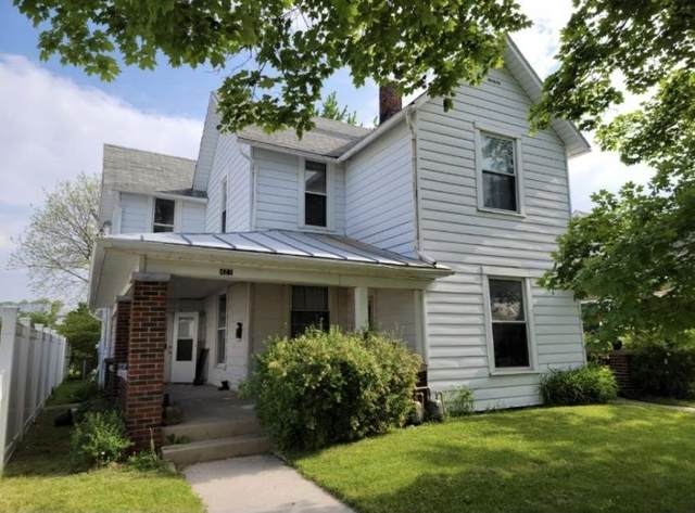 421 E North Street, Winchester, IN 47394 (MLS #202119102) :: The ORR Home Selling Team