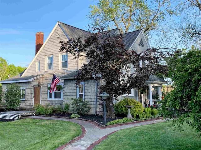 1510 S Walnut Street, Hartford City, IN 47348 (MLS #202119184) :: The ORR Home Selling Team