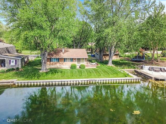 14 Venetian Village, Culver, IN 46511 (MLS #202119274) :: JM Realty Associates, Inc.