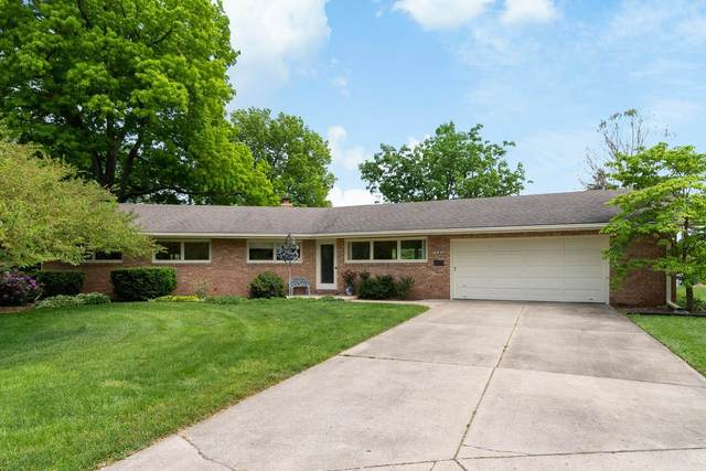3904 Nall Court, South Bend, IN 46614 (MLS #202119483) :: Parker Team