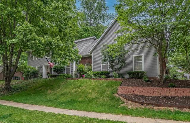 2349 E Linden Hill Drive, Bloomington, IN 47401 (MLS #202119553) :: Anthony REALTORS