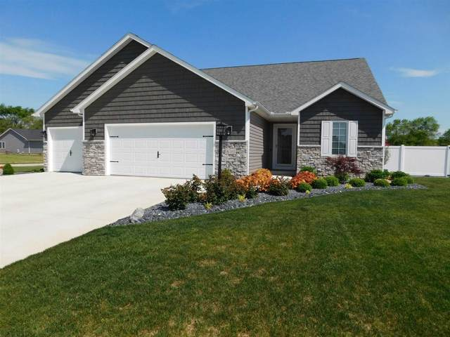 4310 E Duffy Drive, Syracuse, IN 46567 (MLS #202119566) :: Anthony REALTORS
