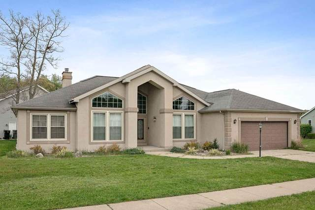 55664 Wild Game Drive, Osceola, IN 46561 (MLS #202119578) :: Parker Team