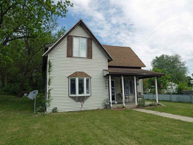 408 Main Street, North Judson, IN 46366 (MLS #202119644) :: Aimee Ness Realty Group