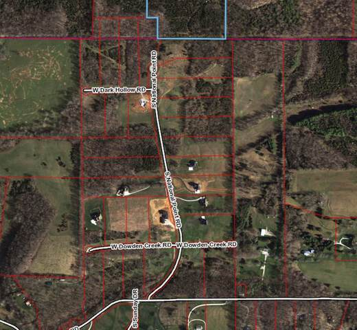 2149 W Dowden Creek Road, Bloomington, IN 47403 (MLS #202119686) :: JM Realty Associates, Inc.