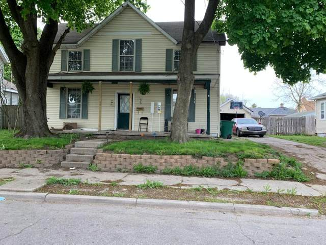 1828 Plum Street, New Castle, IN 47362 (MLS #202119707) :: The ORR Home Selling Team
