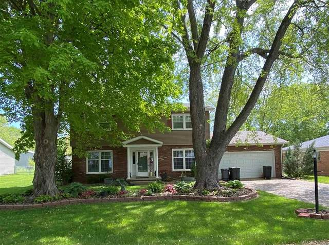 207 N Miller Manor, Monticello, IN 47960 (MLS #202119747) :: The Carole King Team