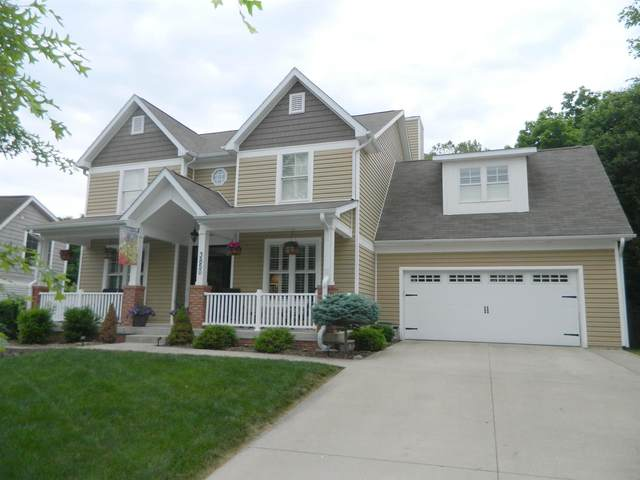3850 S Mill Stone Court, Bloomington, IN 47401 (MLS #202119810) :: Parker Team