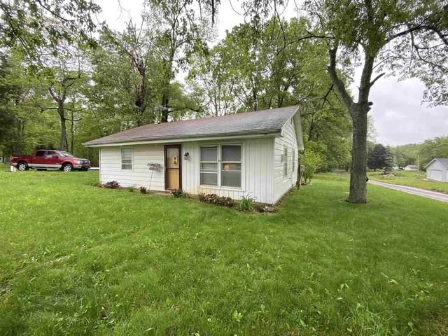 500 Lane 415 Jimmerson Lake, Fremont, IN 46737 (MLS #202119835) :: Hoosier Heartland Team | RE/MAX Crossroads