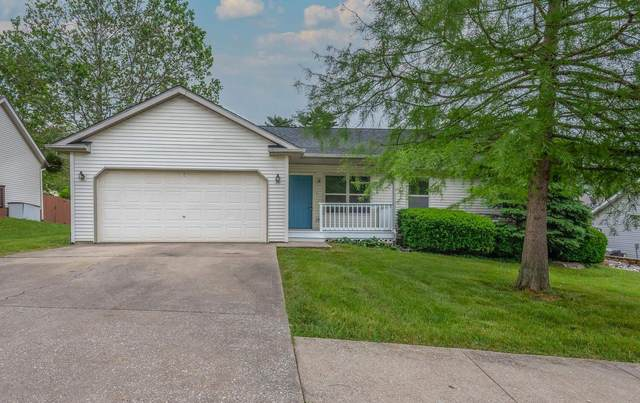 909 S Timothy Court, Bloomington, IN 47403 (MLS #202119948) :: Parker Team