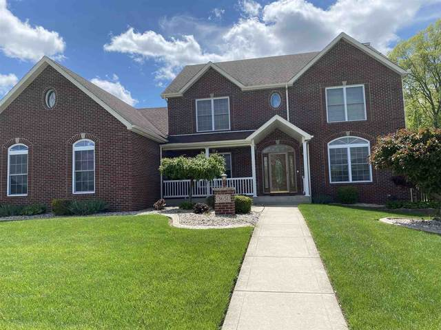 3651 White Pine Drive, New Haven, IN 46774 (MLS #202120069) :: Parker Team