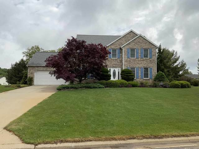 3996 E Lakeview Trail, Leesburg, IN 46538 (MLS #202120291) :: RE/MAX Legacy