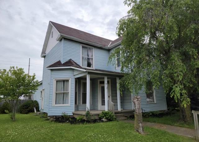 411 E Washington Street, Winchester, IN 47394 (MLS #202120295) :: The ORR Home Selling Team