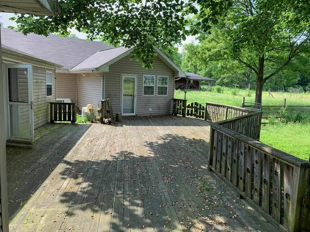 10330 E Gregory Road, Albany, IN 47320 (MLS #202120325) :: The ORR Home Selling Team