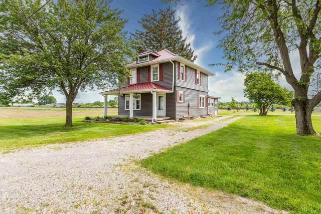 3880 N Prairie Road, New Castle, IN 47362 (MLS #202120334) :: Parker Team