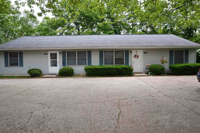 1307-1309 S Hickory Grove Lane, Bloomington, IN 47403 (MLS #202120449) :: JM Realty Associates, Inc.