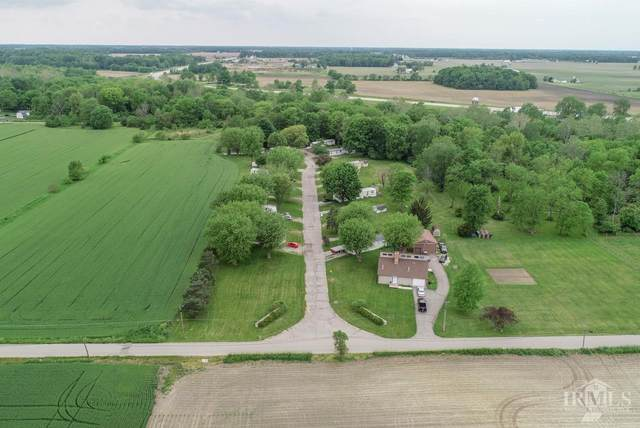 8551 S Pugsley Road, Daleville, IN 47334 (MLS #202120555) :: The ORR Home Selling Team