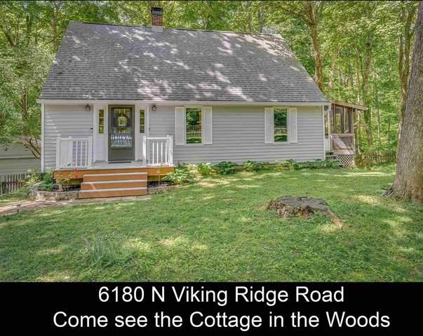 6180 N Viking Ridge Road, Bloomington, IN 47408 (MLS #202120615) :: Parker Team