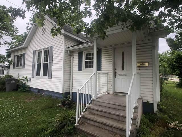 1333 Barnett Street, Vincennes, IN 47591 (MLS #202120616) :: Anthony REALTORS
